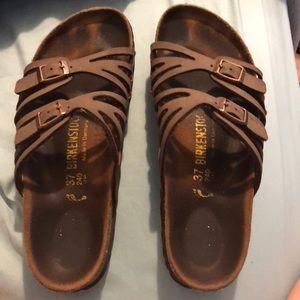 Birkenstock Sandals 27/240 (Size 7)